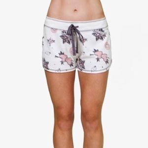 P.J. Salvage Forever & Ever Tattoo Shorts